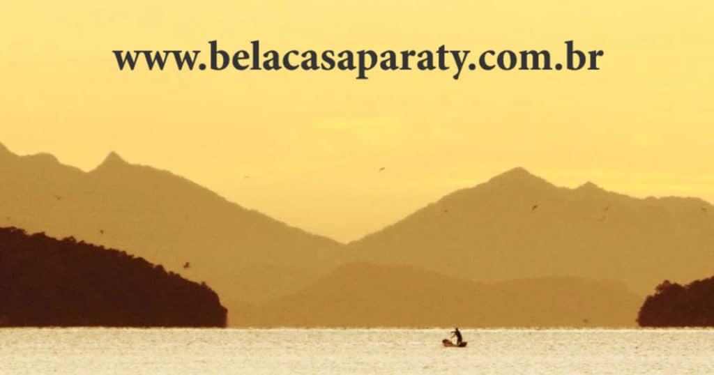 Casa Alugue Temporada na Praia Grande de Paraty/RJ